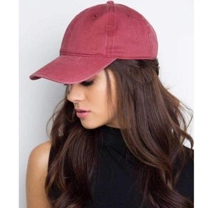 Accessories - Womens baseball hat